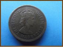 Белиз 5 центов 1976 г.