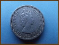 Белиз 5 центов 1987 г.