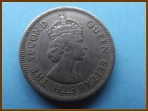Белиз 25 центов 1976 г.
