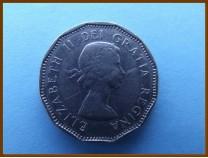 Канада 5 центов 1961 г.