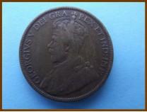 Канада 1 цент 1912 г.
