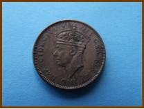 Канада 1 цент 1942 г. Ньюфаундленд