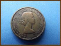 Канада 1 цент 1961 г.