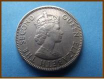 Белиз 25 центов 2007 г.