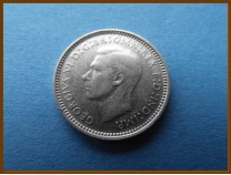 Австралия 3 пенса 1948 г.