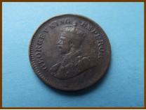 Индия 1/2 пайсы 1929 г.