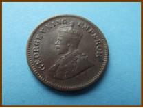 Индия 1/2 пайсы 1924 г.