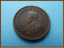 Индия 1/2 пайсы 1927 г.