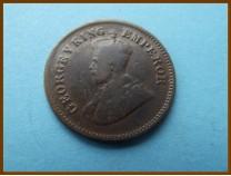 Индия 1/2 пайсы 1923 г.