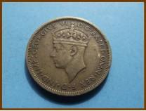 Британская Западная Африка 1 шиллинг 1946 г.