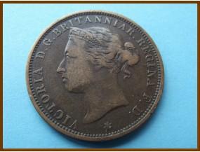 Джерси 1/12 шиллинга 1894 г.