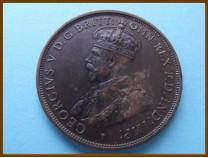 Джерси 1/12 шиллинга 1933 г.