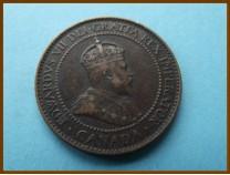 Канада 1 цент 1907 г.