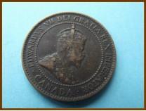 Канада 1 цент 1902 г.