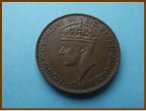 Джерси 1/24 шиллинга 1946 г.