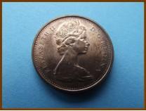 Канада 1 цент 1977 г.