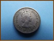 Британский Гондурас 10 центов 1964 г.