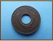 Восточная Африка 1 цент 1951 г.