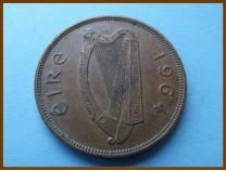 Ирландия 1 пенни 1964 г.