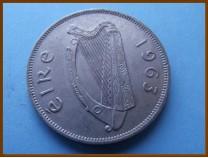 Ирландия 1/2 кроны 1963 г.