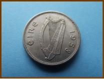 Ирландия 6 пенсов 1958 г.