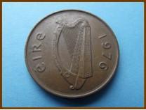 Ирландия 2 пенса 1976 г.