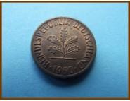 Германия 1 пфенниг 1950 г.