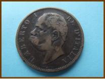 Италия 10 чентезимо 1894 г.
