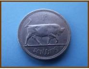 Ирландия 1 шиллинг 1968 г.