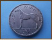 Ирландия 1/2 кроны  1962 г.