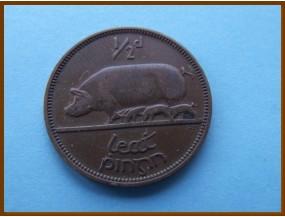 Ирландия 1/2 пенни  1941 г.