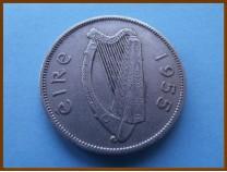 Ирландия флорин 1955 г.