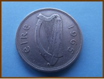 Ирландия флорин 1965 г.