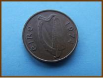 Ирландия 1 пенс 1974 г.