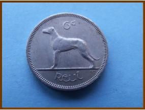 Ирландия 6 пенсов 1968 г.