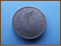 Ирландия 6 пенсов 1963 г.