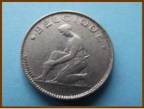Бельгия 1 франк 1923 г.