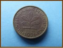 Германия 5 пфеннигов 1971 г.