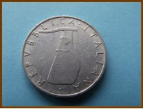 Италия 5 чентезимо 1954 г.