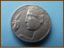 Италия 20 сантимов 1909 г.