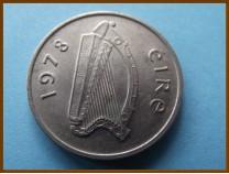 Ирландия 5 пенсов 1978 г.