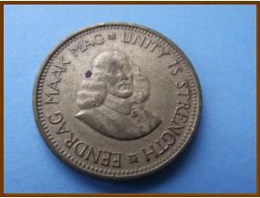 Южная Африка ЮАР 1/2 цента 1962 г.