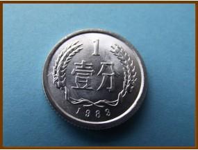 Китай 1 юань 1983 г.