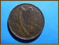 Ирландия фартинг 1933 г.