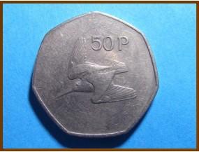 Ирландия 50 пенсов 1979 г.