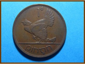 Ирландия 1 пенни 1937 г.