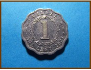 Белиз 1 цент 2005 г.