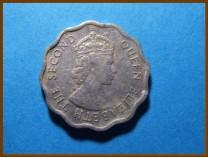 Белиз 1 цент 1980 г.