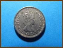 Британские Карибские территории 10 центов 1965 г.
