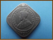 Индия 2 анны 1925 г.